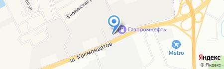 НовыеГородскиеТехнологии на карте Перми