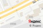 Схема проезда до компании СантехКомплект-Прикамье в Перми