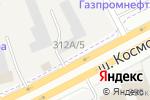 Схема проезда до компании Глобал Трак в Перми