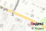 Схема проезда до компании Магазин автотоваров в Перми