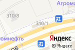 Схема проезда до компании КитайАвтоТрейд в Перми