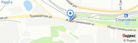 Строительно-Дорожные Технологии на карте Уфы