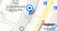 Компания Визаж на карте