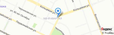Оконный завод на карте Уфы
