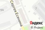 Схема проезда до компании Агроструктура в Перми