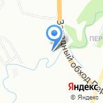 УралКерамика на карте Перми