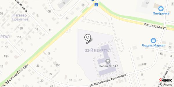 ЛесОптТорг. Схема проезда в Уфе