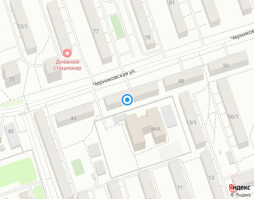 Управляющая компания «ТехКомплекс» на карте Уфы