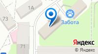 Компания Чародейка на карте