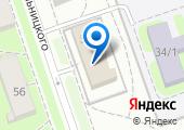 Управление труда и социальной защиты населения по Калининскому району г. Уфы на карте
