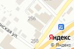 Схема проезда до компании Запермь в Перми