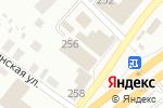 Схема проезда до компании Знаменитый в Перми