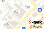 Схема проезда до компании Марка Стали в Перми