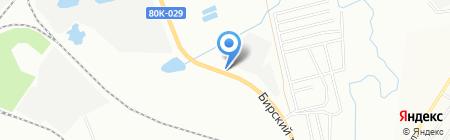 Уфа-ЭкоСервис на карте Уфы
