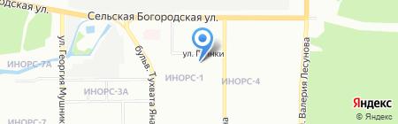 БиоКлиматУфа на карте Уфы