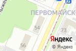 Схема проезда до компании Сэван Стар в Перми