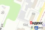 Схема проезда до компании Клуб 4x4 в Перми