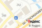 Схема проезда до компании БТИ-Кадастр в Перми