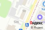 Схема проезда до компании Ресурс М в Перми