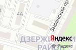 Схема проезда до компании Кружок креативного рукоделия в Перми