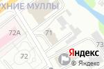 Схема проезда до компании Администрация Пермского муниципального района в Перми