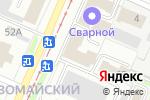 Схема проезда до компании ГиСКом в Перми
