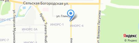 Пивко на карте Уфы