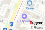 Схема проезда до компании Гортеплострой-Транс в Перми