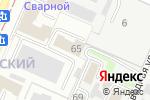 Схема проезда до компании Пермский центр независимых экспертиз в Перми