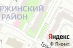 Схема проезда до компании Фокус СБ в Перми