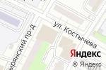 Схема проезда до компании Магазин строительных материалов в Перми