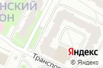 Схема проезда до компании КВОН в Перми