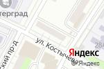 Схема проезда до компании Мельница в Перми