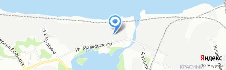 Профессиональная вентиляция на карте Перми