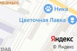 Схема проезда до компании Суши Роллы в Перми
