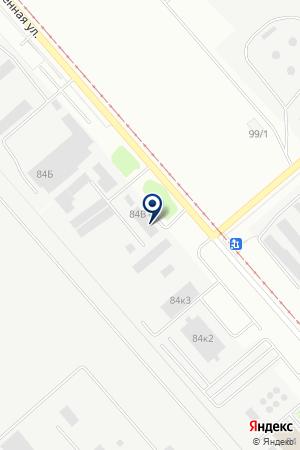 МЯГКИЙ ЗНАК на карте Перми