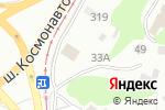 Схема проезда до компании Дача в Перми