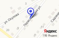 Схема проезда до компании ДЕТСКИЙ САД ТЕРЕМОК в Ильинском