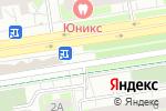 Схема проезда до компании Сеть магазинов в Перми
