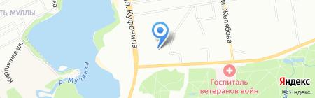 Сервис Протеин Технологии-Кама на карте Перми