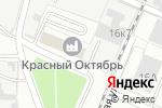 Схема проезда до компании ПеллетПром в Перми