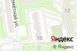 Схема проезда до компании PS4 club в Перми