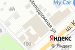 Схема проезда до компании ПИВКОFF в Перми