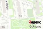 Схема проезда до компании Татьяна в Перми