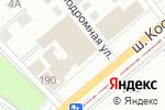 Схема проезда до компании Магазин в Перми
