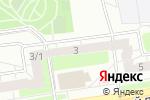 Схема проезда до компании Жилищная управляющая компания в Перми