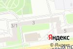 Схема проезда до компании Зайка-Знайка в Перми