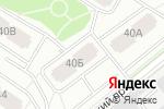 Схема проезда до компании StartMedia в Перми