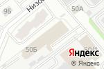 Схема проезда до компании ЭТК Интэл в Перми