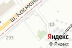 Схема проезда до компании Хостел на шоссе Космонавтов в Перми